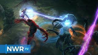 8 Minutes of Diablo III Gameplay (Nintendo Switch)