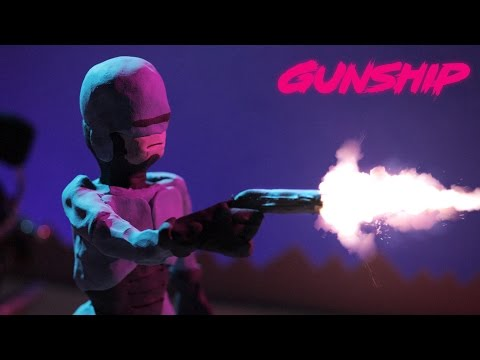 preview GUNSHIP - Tech Noir from youtube