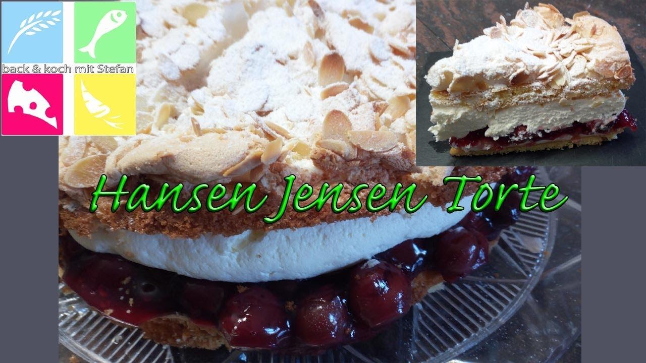 Rezept Fur Eine Hansen Jensen Torte Youtube