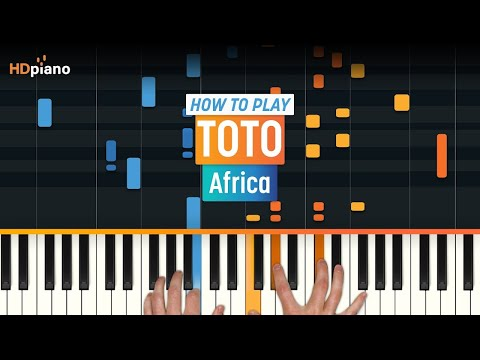 "How To Play ""Africa"" by Toto 