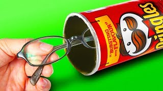 26 USEFUL IDEAS WITH RECYCLABLE THINGS