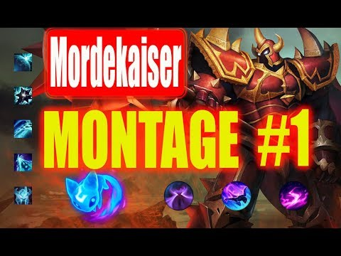Mordekaiser Montage #1 |  Best Mordekaiser Plays S8  | League of Legends