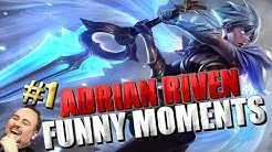 Adrian Riven funny stream moments