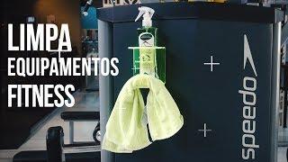Produto Limpador Bactericida e Fungicida - Casa do Fitness by EXPERT SPORTS