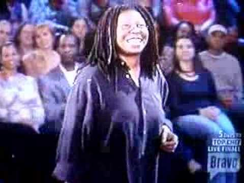 Whoopi Goldberg at Bravo