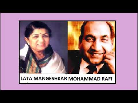 Download SAB SE PYARA  SINGERS LATA MANGESHKAR MOHAMMED RAFI  FILM TAKSAAL 1956