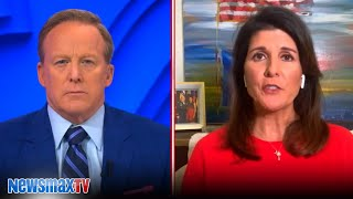 What a waste of time | Nikki Haley and Sean Spicer