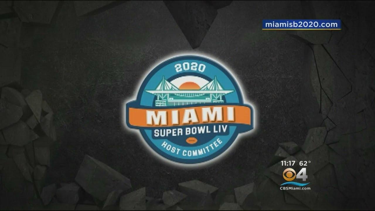Super Bowl Pregame Show 2020.Miami Preparing For Super Bowl Liv Takeover In 2020