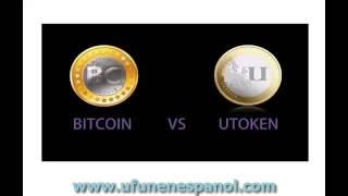 UFUN Utoken vs BitCoin - Ventajas De Utoken & Explicación En Español