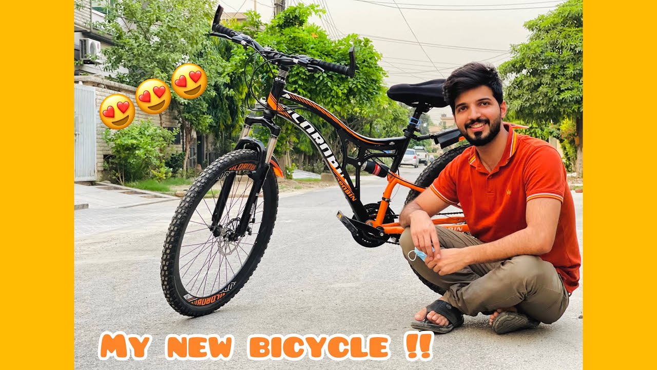 Finally!! I bought a new bicycle 😍 | Danyal Vlogs | Vlog#14 | #DailyVlogChallenge