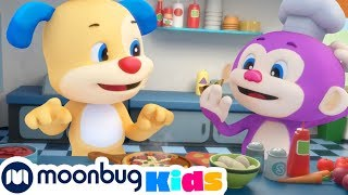The Pizza Song - Laugh & Learn | Kids Songs and Cartoons | Nursery Rhymes | Songs For Kids
