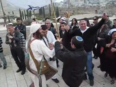 Musik in und um Jerusalem
