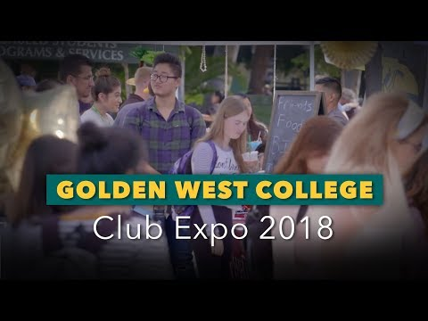 Golden West College Club Expo 2018