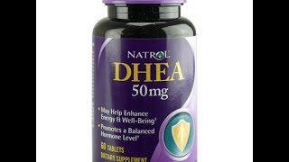 DHEA and the side effects!