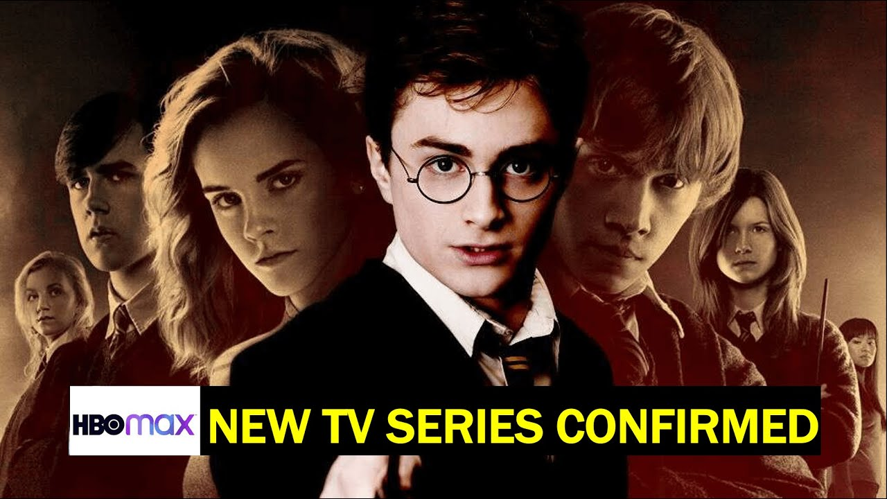 Harry Potter New Series on HBO Max | PotterNews | Explained in Hindi