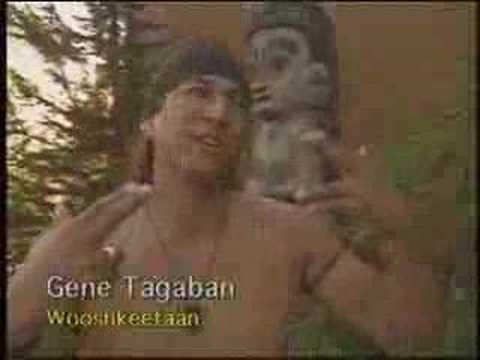 Tlingit - Dance of the Raven