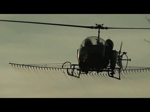 Aerial Spraying - The Management Advantage #45