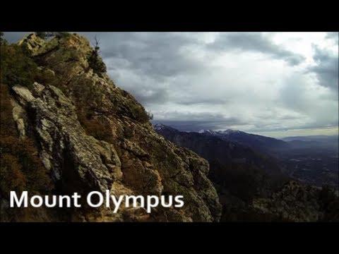 Hiking Mount Olympus, Salt Lake City, Utah