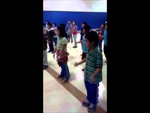 Karen Kids Learning to Clap