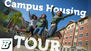 Binghamton University Campus Housing Tour