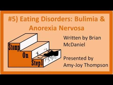 Eating Disorders: Anorexia Nervosa, Bulimia & Binge Eating Disorder