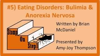 Eating Disorders: Anorexia Nervosa, Bulimia & Binge Eating Disorder