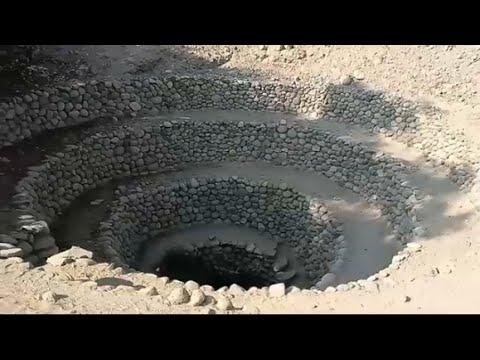 ACUEDUCTOS DE CANTALLOC: Recorriendo todo el monumento arqueológico (Provincia Nasca-Ica)