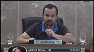 Audiência Pública LOA 13.09.2017