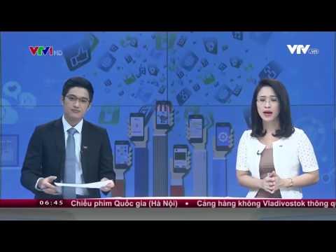 VTV1 Chào Buổi Sáng | 30Shine dẫn đầu xu hướng ứng dụng công nghệ | 23/10/2016