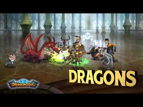 DragonSoul RPG! Epic Mobile Game Available On IOS And Android