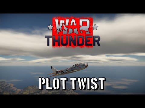 War Thunder - Plot Twist