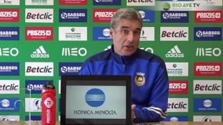 Antevisão: Rio Ave FC X FC Paços de Ferreira