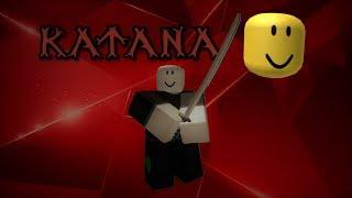 Roblox Script Showcase Episode#904/Rufus's Katana