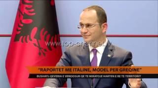 Dialog i ri Shqipëri-Itali - Top Channel Albania - News - Lajme