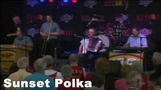 John Fritzler Polka Band Dutch Hop Mollie B Polka Party Sunset Polka