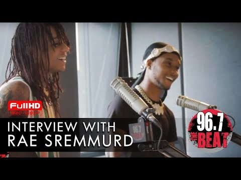 Rae Sremmurd Interview with E.T. Cali