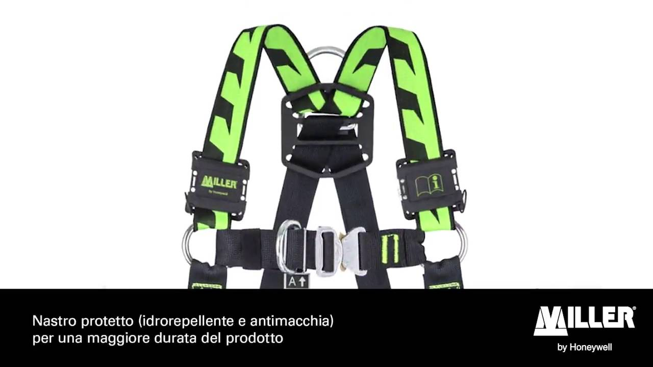 Miller H Design Harness Video It