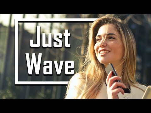 The Easiest Way To Meet Women. . . Just Wave