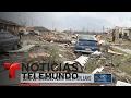 Tornados azotan a Nueva Orleans | Noticiero | Noticias Telemundo