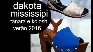 Dakota, Tanara, Mississipi e Kolosh: Lançamentos Verão/2016