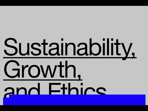 Superscript 2015 Panel: Sustainability Growth & Ethics