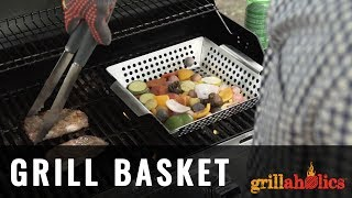Grillaholics Grill Basket | Product Video