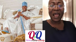 Gambar cover OONI of Ile - ife speak on why he chase ESABOD and ABIKE JAGABAN away from his palace