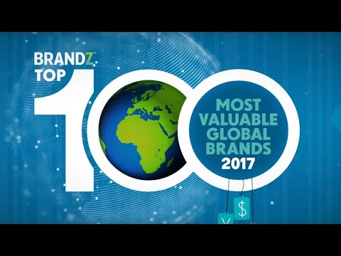 The Top 100 Brands by value: Who's at the top and who's hot? | Marketing Media Money