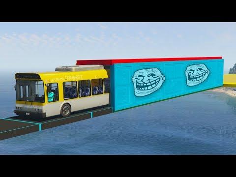 EL TUBO TROLL!! - CARRERA GTA V ONLINE - GTA 5 ONLINE