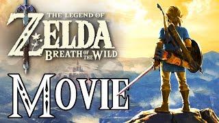 The Legend Of Zelda: Breath Of The Wild Movie - Full Legend Of Zelda Movie Animation Cut Scenes