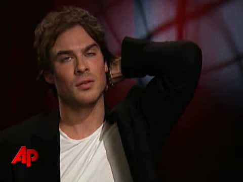 Ian Somerhalder on His Return to 'Lost'