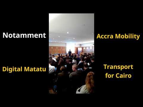 Digital Transport 4 Africa AFD