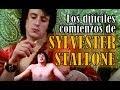 Los difíciles comienzos de Sylvester Stallone