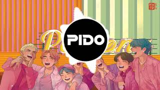 BTS - Boy With Luv ft Halsey (Pido Remix) [Electro House Remix]